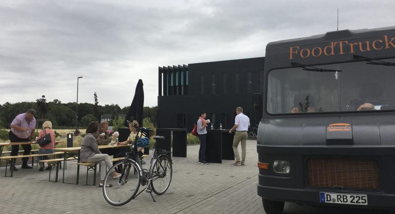 KZP präsentierte Büroneubau beim Tag der Architektur